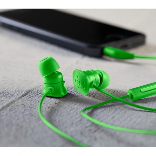 Słuchawki BELKIN PureAV z mikrofonem
